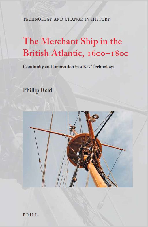 Merchant Ship front cover